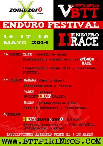 ENDURO FESTIVAL AINSA 2014