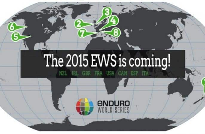 Enduro World Series 2015 en Zona Zero Aínsa