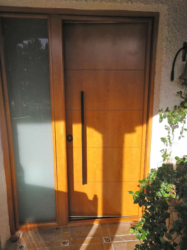 instalacion de puerta acorazada grado iii