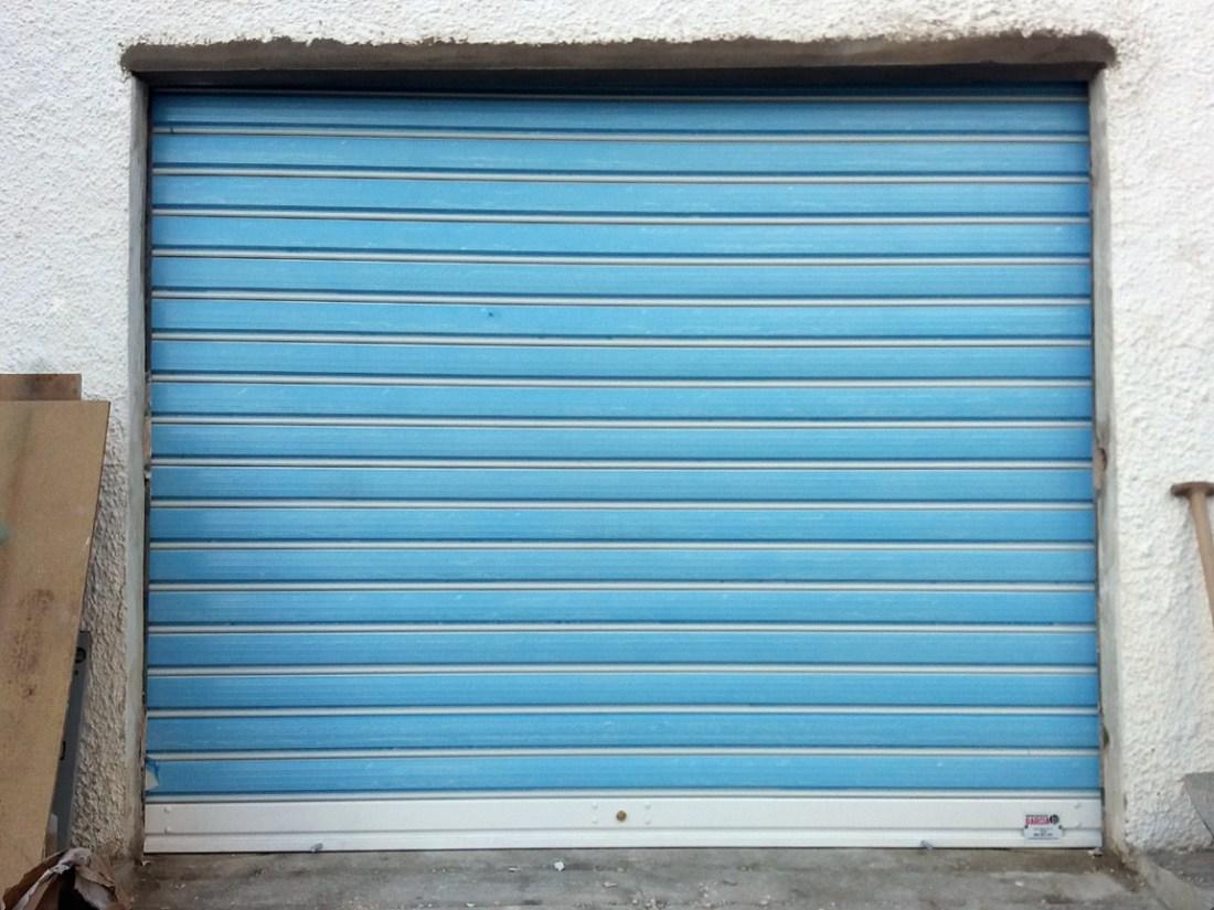 puertas-garage-malaga lacada