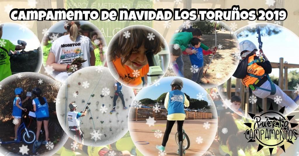 Campamento de invierno en El Puerto de Santa María