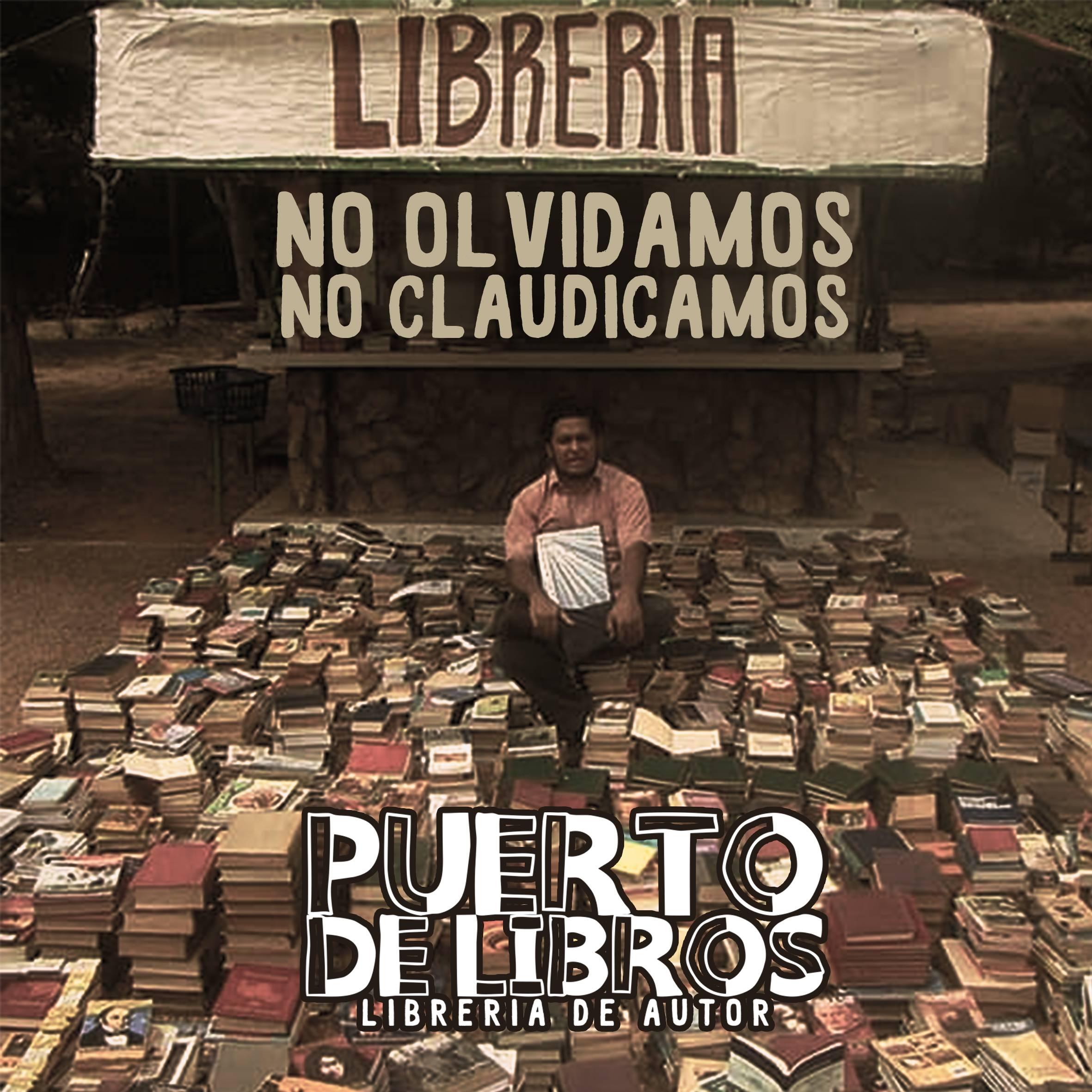 A un año del cierre de nuestra librería: NO OLVIDAMOS, NO CLAUDICAMOS