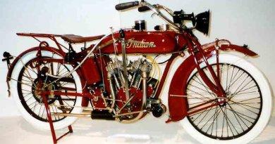 Historia de las motociclistas Indian