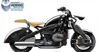 BMW R1800C de Hornig