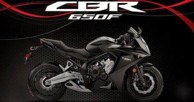 Conoce la CBR650F @ Planet Honda