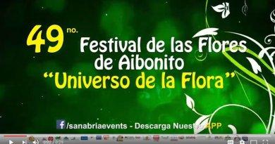 Anuncio TV: Festival de las Flores 2017