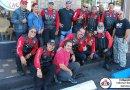 Fotos: Bienvenida a la Navidad con El Ministerio Motorizado Las Águilas de Cristo