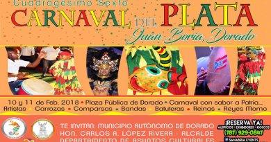 Video: Carnaval del Plata Juan Boria 2018