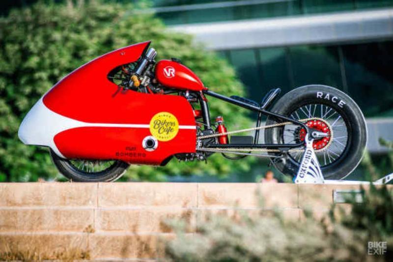 hero xtreme 150 custom repartidor veloz 1