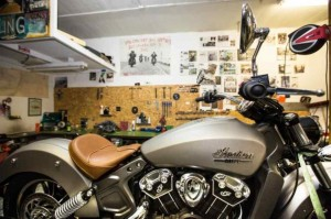 indian scout 8