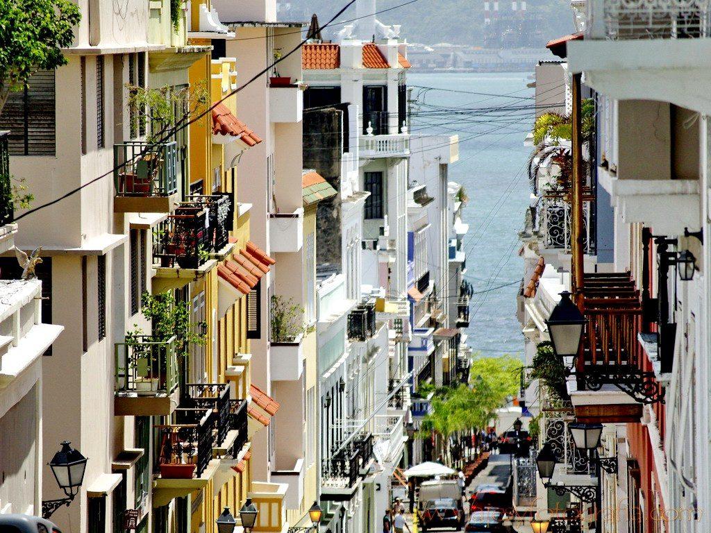 Casas De Antiguas Imagenes De Rico Puerto