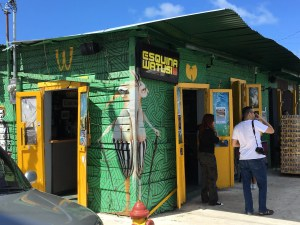 Esquina Watusi has been here for years - and defines the hip, easy vibe.