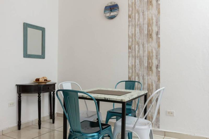 Dining area - Note, apartment now unfurnished
