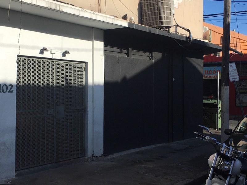 Entrance at 102 Calle Maria Moczo
