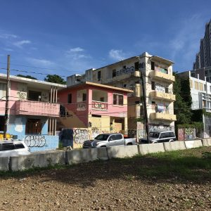 Our broker assembled 5 properties for a 100% profit when sold 3 years later in San Juan, PR