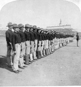 First_Company_of_native_Puerto_Ricans_in_the_American_Army