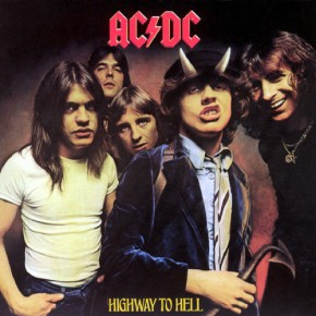 "Archivos musicales: "" Highway to hell"", AC/DC."