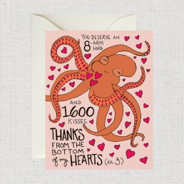 card_thanks octopus
