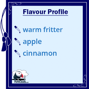 Cuttwood Mr Fritter E-Liquid - Flavour Profile