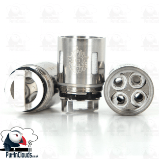 SMOK V8 T8 Coils (3 Pack) for the TFV8 Cloud Beast Tank | Puffin Clouds UK