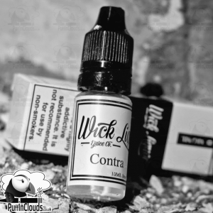 Wick Liquor Contra E-Juice - Citrus Fruit E-Liquid