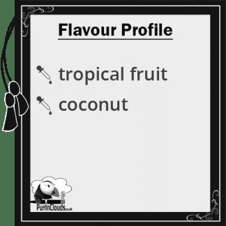 Wick Liquor Deja Voodoo E-Juice - Flavour Profile
