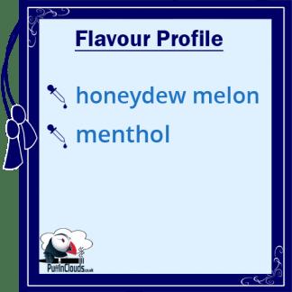 Nasty Juice Devil Teeth E-Liquid (Low Mint) Flavour Profile