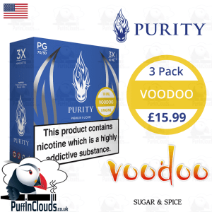 Purity Voodoo E-Liquid | Puffin Clouds UK