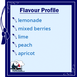 I Love VG Summer Blaze E-Liquid - Flavour Profile | Puffin Clouds UK