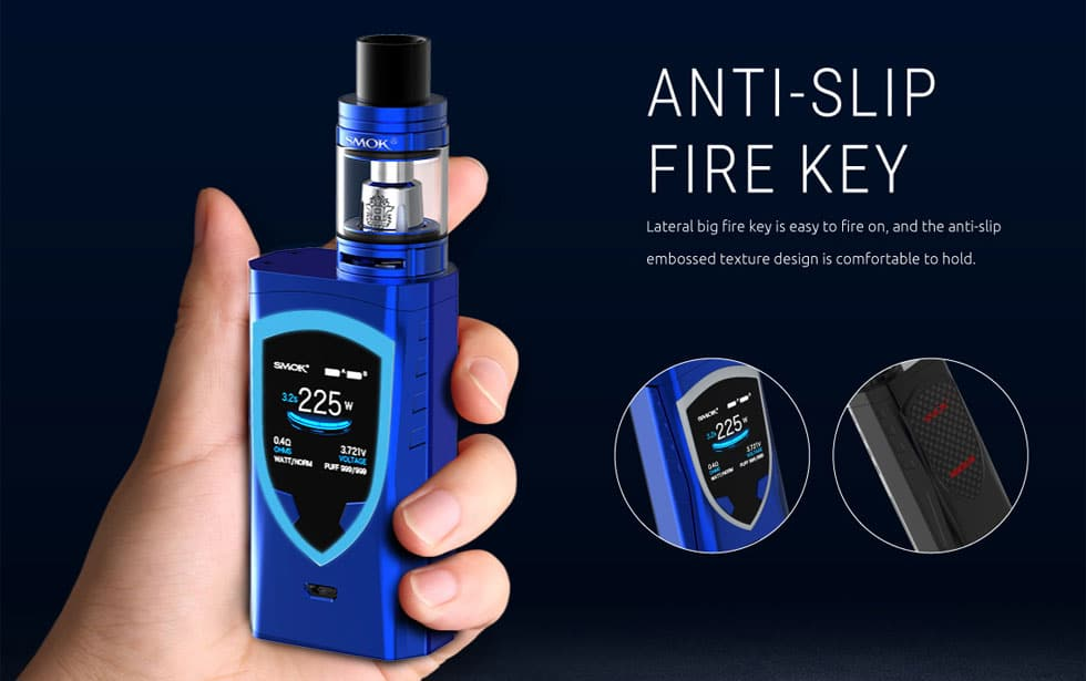 SMOK ProColor Kit - Features   Puffin Clouds UK