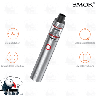 SMOK Stick V8 Baby Kit (UK Edition) | Puffin Clouds UK