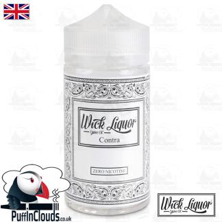 Wick Liquor Contra Short Fill (150ml)   Puffin Clouds UK