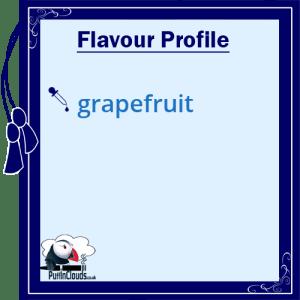 Ohm Brew Groovy Grapefruit Nic Salt E-Liquid 50/50 | Puffin Clouds UK
