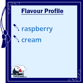 IVG Raspberry Stix Short Fill E-Liquid 50ml Flavour Profile | Puffin Clouds UK