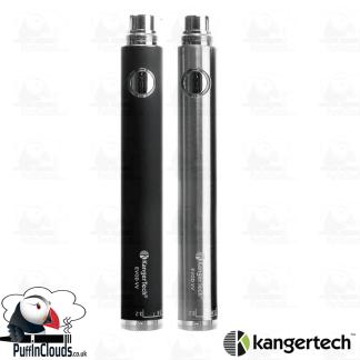 KangerTech EVOD VV 1000mAh Twist Battery | Puffin Clouds UK