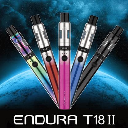 Innokin Endura T18II Starter Kit   Puffin Clouds UK