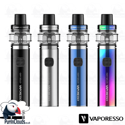 Vaporesso Sky Solo Starter Kit | Puffin Clouds UK