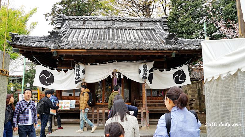 熊野神社主殿