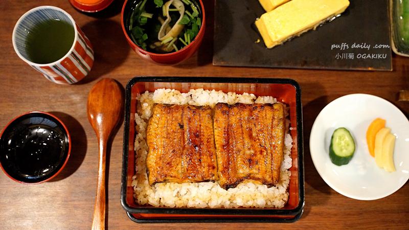 鰻魚飯套餐