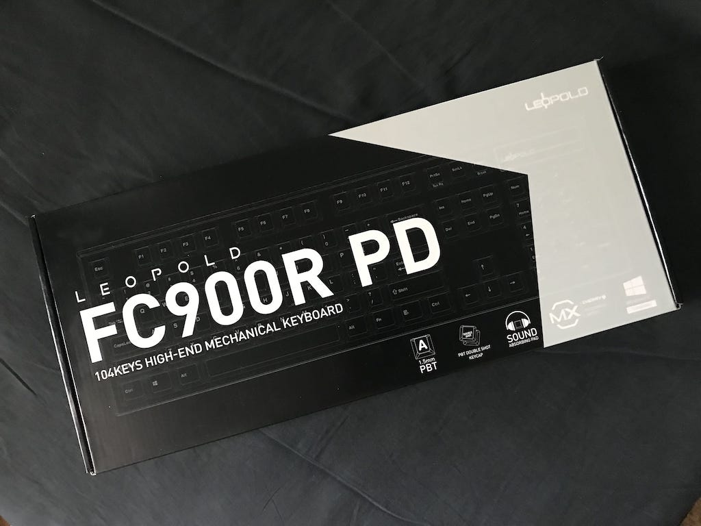 leopold fc900r box