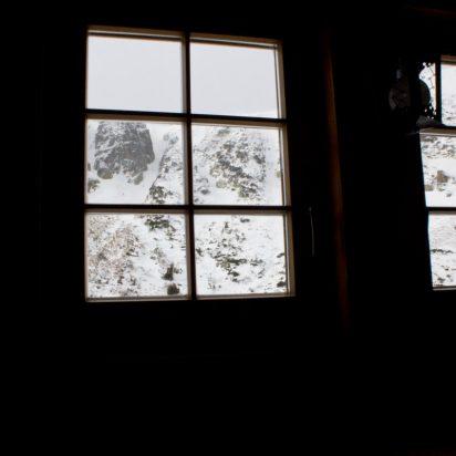 i jak się nie zasiedzieć , kiedy takie widoki za oknem ?