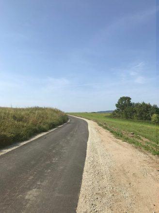 taką drogą startujemy. wg info z forum wersja asfaltowa od niedawna