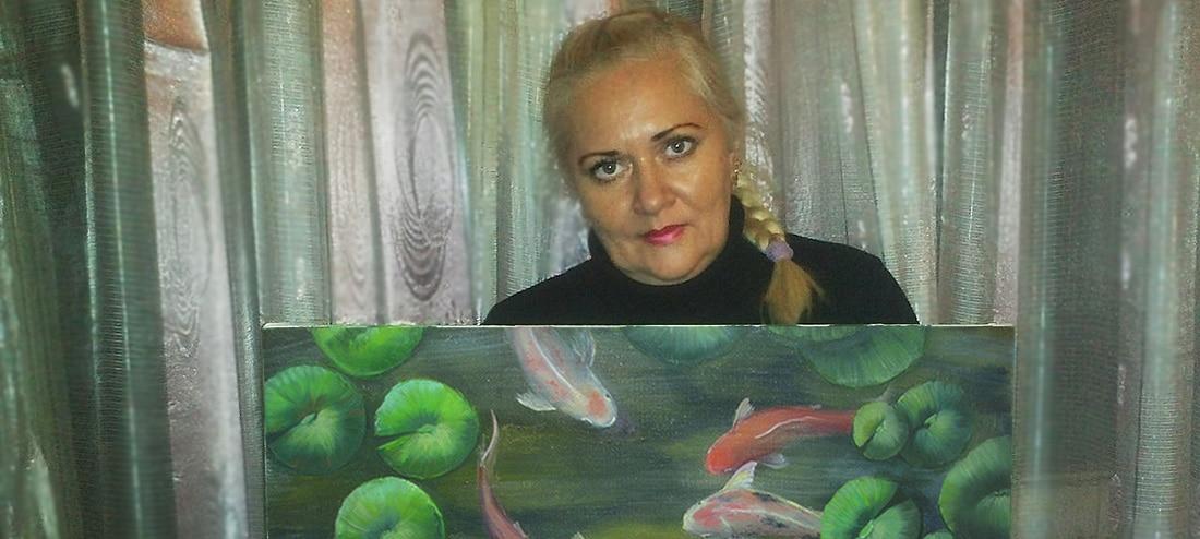 Картина для Жанны
