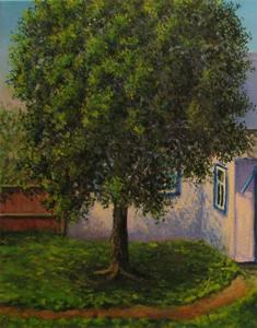 картина бабушкин дом 3