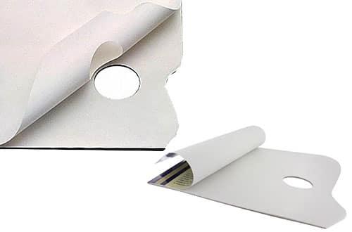 бумажная палитра