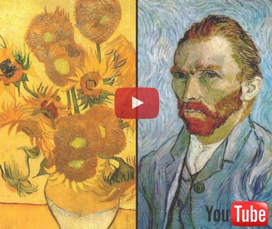 Видео канал художника как способ заработать.