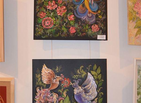 выставка картин в киеве дом художника