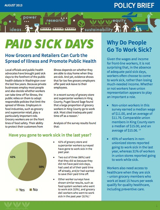 Paid Sick Days
