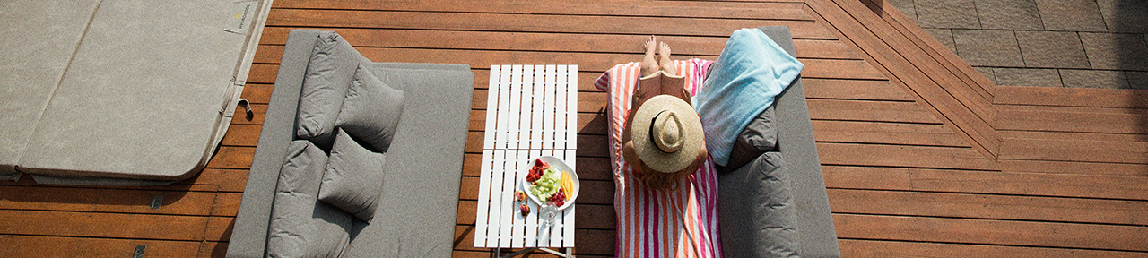 Spa & Hot Tub Decks & Patios