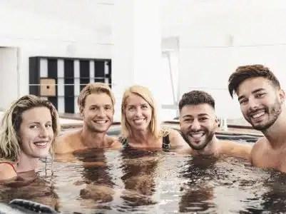 hot tub size redmond